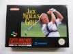 SNES Jack Nicklaus Golf ESP