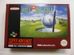 SNES Hole in One Golf ESP